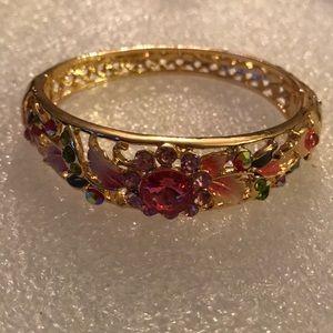 Enamel Asian bracelet